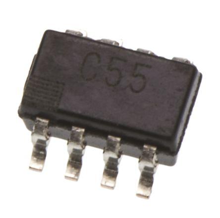 Analog Devices AD7991YRJZ-0500RL7, 12-bit Serial ADC, 8-Pin SOT-23