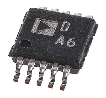 AD5667RBRMZ-2 | Analog Devices AD5667RBRMZ-2, 2-Channel