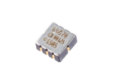 Analog Devices ADXL001-250BEZ, Accelerometer, LCC 8-Pin