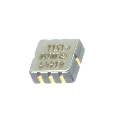 Analog Devices ADXL001-500BEZ, Accelerometer, ±500g, 3.3 → 5 V, LCC 8-Pin