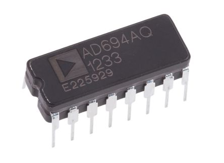 AD694AQ Analog Devices, Instrumentation Amplifier 16-Pin CDIP