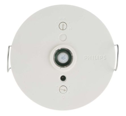 1.2W Ceiling PIR Detector Motion Detector, Movement, Ceiling Mount, 230 V ac product photo
