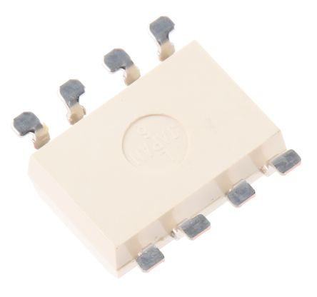 Toshiba, TLP350(TP5,F) DC Input IGBT Gate Drive, MOSFET Output Dual  Optocoupler, Surface Mount, 8-Pin PDIP   Toshiba   RS Components India