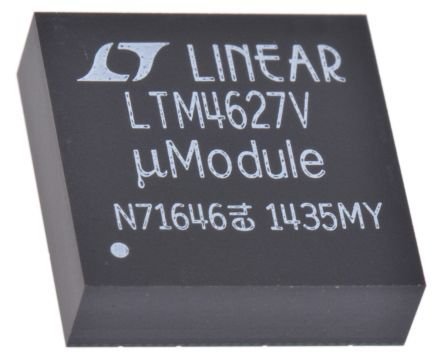 ltm4627ev pbf linear technology ltm4627ev pbf, step down dc dcAdjustable 15a Step Down 15 Mhz Switching Regulator #14