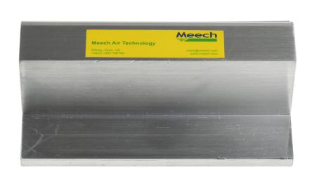 Meech 80mm Long 58cfm Pneumatic Neublade Airstrip, Aluminium, 1.4 → 6.8bar