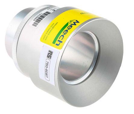 Meech Aluminium Pneumatic Air Amplifier,40mm Diam.,G 3/8 Port Size, Maximum of 10bar