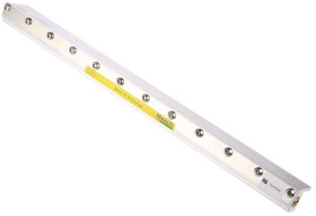 Meech 450mm Long 58cfm Pneumatic Neublade Airstrip, Aluminium, 1.4 → 6.8bar