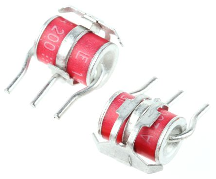 Gas Plasma Arrestors 90V 10KA 3 Electrode Gas Discharge Tubes 1 piece GDTs
