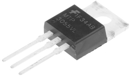 Infineon SPP80P06PHXKSA1 P-channel MOSFET 80 A 60 V SIPMOS 3-Pin TO-220