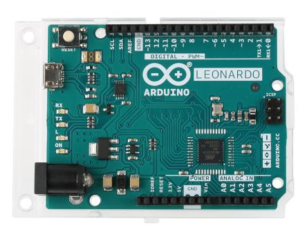 ARDUINO LEONARDO WITH HEADERS,A000057