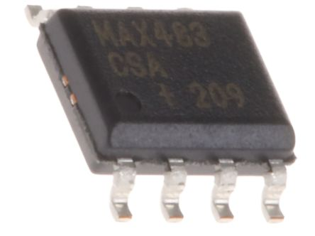 Maxim MAX483CSA+T, Cable Transceiver 250kbps Differential, 8-Pin SOIC