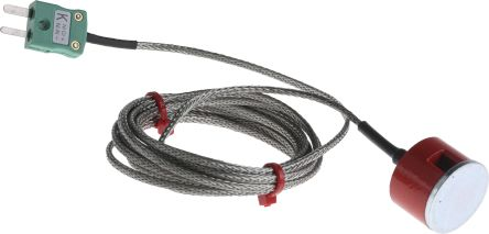RS Pro Thermoelement Typ K, -50°C bis +250°C, Kabel 2m | RS Components