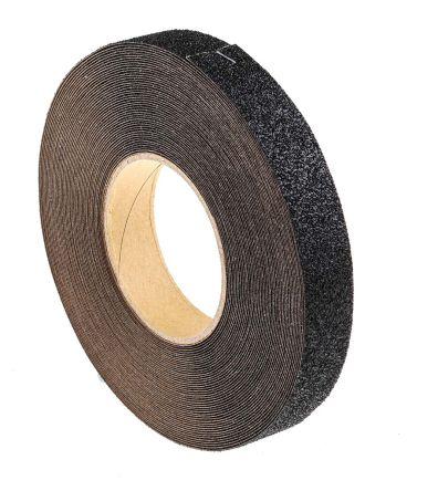 Black Anti-Slip Tape - 18.3m x 25mm product photo