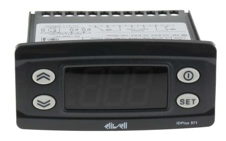 NEW ELIWELL ID PLUS 974  controller 230V FOR  Low Temperature TWO NTC SENSORS