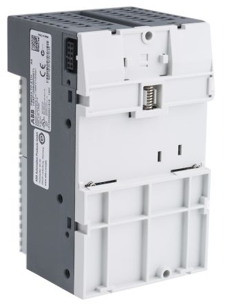 ABB AC500-eC0 PLC CPU, Ethernet Networking, 128 kB Program Capacity, 8  Inputs, 6 Outputs, 24 V dc | ABB | RS Components India