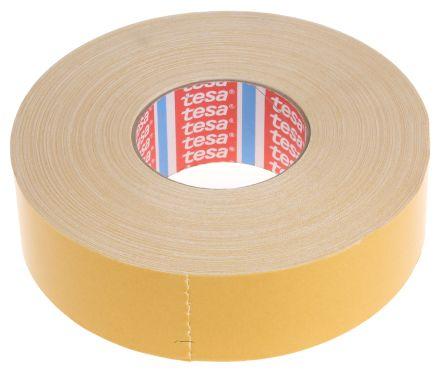 2 rolls Tesa Pack Tape Tape Parcel Tape Transparent 50mm x 66m Lightning SHIPPING!