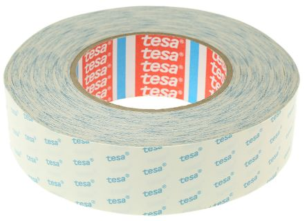 4943 Translucent Double Sided Cloth Tape, 38mm x 50m, 0.1mm Thick product photo