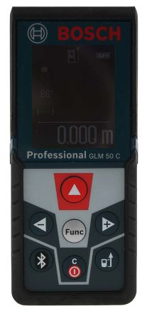 GLM 50 Laser Measure, 0.05 -> 50 m Range, ±1.5 mm Accuracy product photo