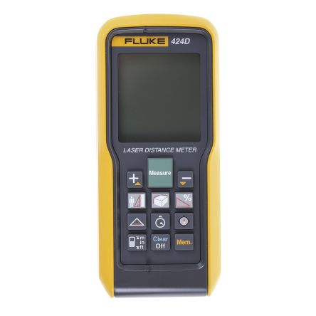 424D Laser Measure, 100 m Range, ±0.08 in, ±2 mm Accuracy product photo