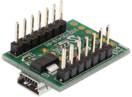 Microchip USB to SPI Breakout Module for MCP2210 Motherboard - ADM00419