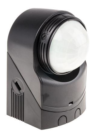 Theben / Timeguard 2000W 360 ° PIR Light Controller Motion Detector, PIR, Ceiling, Surface Mount, 230 V ac