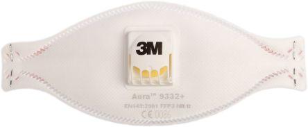 3m 9332 aura disposable respirator mask disposable