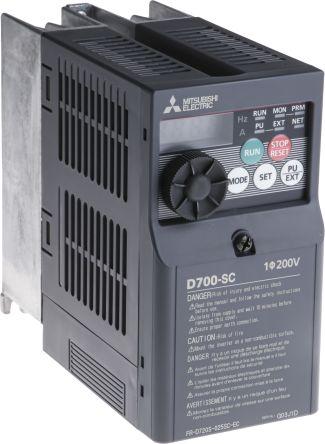 Circuito Variador De Frecuencia : Fr d720s 025sc ec variador de frecuencia 0 4 kw 0.2 → 400hz 2