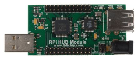 HUB Interface Expansion Module for RPi
