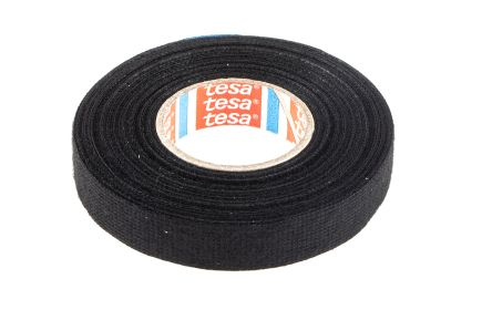 tesa 51608 black electrical insulation tape 15mm x 15m 0 28mm rh nz rs online com Ignition Wire Looms Ignition Wire Looms