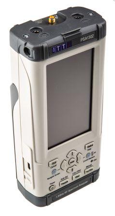 Aim-TTi PSA1302 Handheld Spectrum Analyser, 1 Channel, 4.3 in TFT, 1 MHz → 1.3 GHz