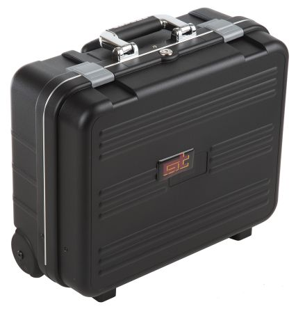 GT Line Polypropylene Tool Case Wheeled, 430 x 320 x 160mm