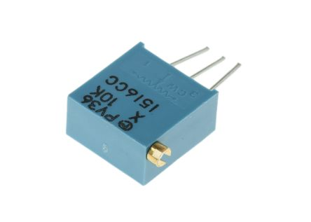 Excellent Pv36X103C01B00 10Kw Through Hole Trimmer Potentiometer 0 5W Side Wiring Cloud Hisonuggs Outletorg