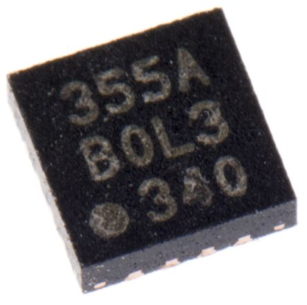 Silicon Labs Si4355-B1A-FM RF Receiver, 20-Pin QFN