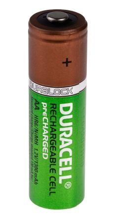 Duracell Recharge Ultra Precharged NiMH Rechargeable AA