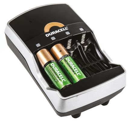 CEF15 RS Duracell | Duracell CEF15 4-Slot Battery Charger