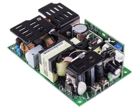 Mean Well 200W Embedded Switch Mode Power Supply SMPS, 8 33 A, 12 5 A, 24V  dc Medical Approved