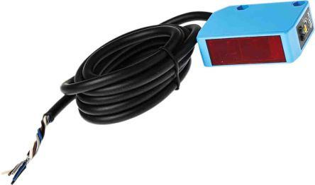 Sick Retro-reflective Photoelectric Sensor 0.01 → 15 m Detection Range Relay IP67 Block Style WL250-2R1531