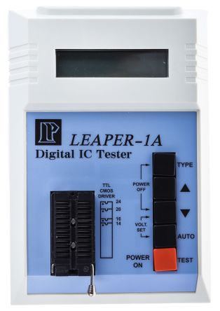er-1A IC Tester IC 16 Char x 1 Row, LCD, Model er-1A product photo