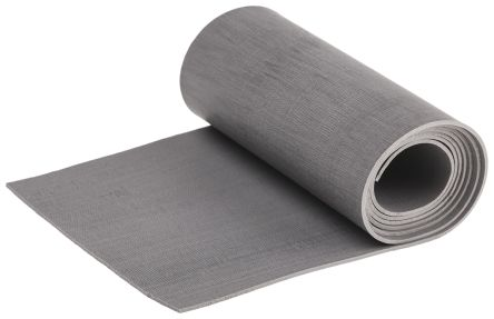 UVOX silicone Shielding Sheet, 900mm x 100mm x 1.5mm