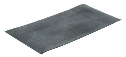 UVOX Carbon Silicone Shielding Sheet, 300mm x 150mm x 1.5mm