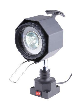 Halogen Machine Light, 12 V, 50 W, Short product photo