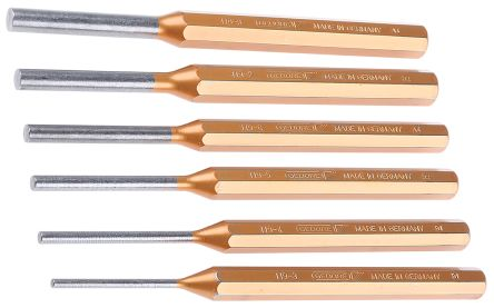 6 piece Punch Set, 150 mm product photo