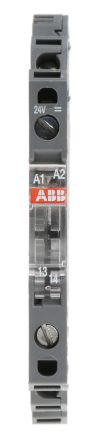 ABB Optocoupler, Max. Forward 24 V, Max. Input 4 mA, 70mm Length, DIN Rail Mounting Style