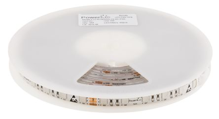 PowerLED F10-RGB5050-24-60-IP65, 5m RGB LED Strip 24V