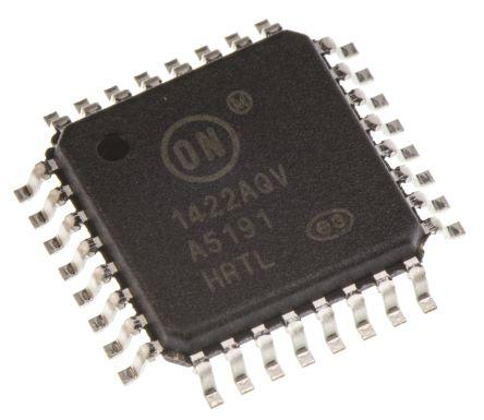 ON Semiconductor A5191HRTLG-XTD, Modem HART Protocol Modem FSK, 3 → 5.5 V, 1200bit/s, 32-Pin, LQFP