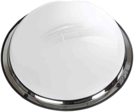 RS PRO Acrylic Indoor Mirror, Full Dome