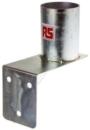 RS PRO Mild Steel Outdoor Mirror