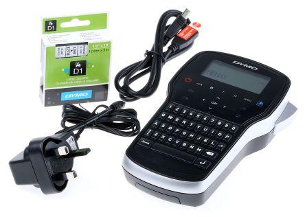 DYMO LabelManager 280 Etikettendrucker mit QWERTY Tastatur, 180dpi ...