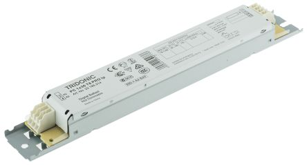 Tridonic 36 W Electronic Fluorescent Lighting Ballast, 220 → 240 V