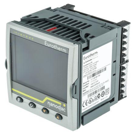 NANODAC/VH, 4 Channel, Chart Recorder Measures Current, Millivolt, Resistance, Temperature, Voltage product photo